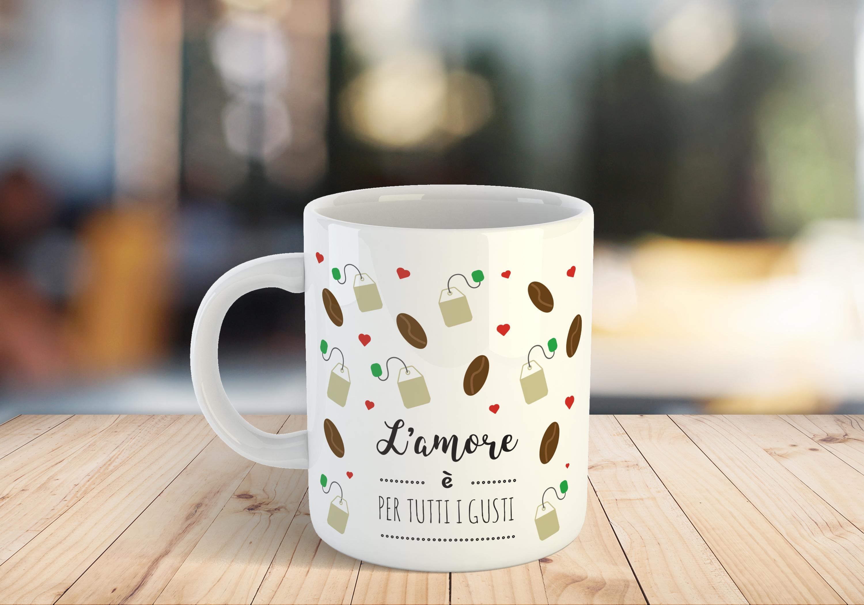 Coffee or Tea? L'amore ha tutti i gusti!